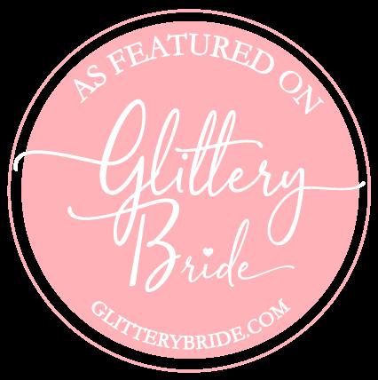 Glittery Bride - Fall Wedding Feature